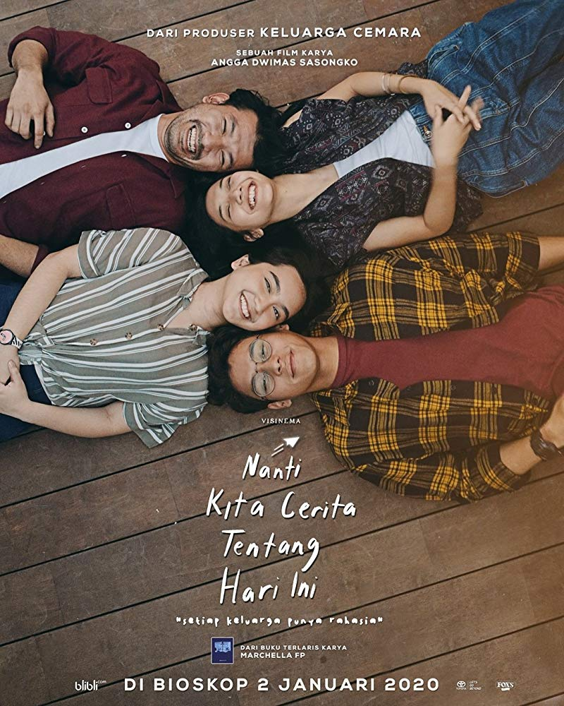 One Day We'll Talk About Today (2020) Film Online Subtitrat