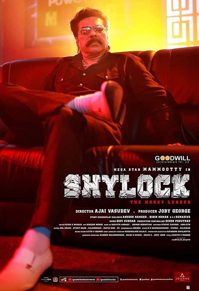Shylock (2020) Film Online Subtitrat
