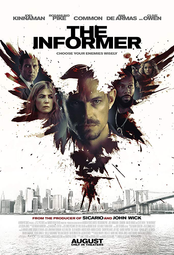 The Informer (2019) Film Online Subtitrat
