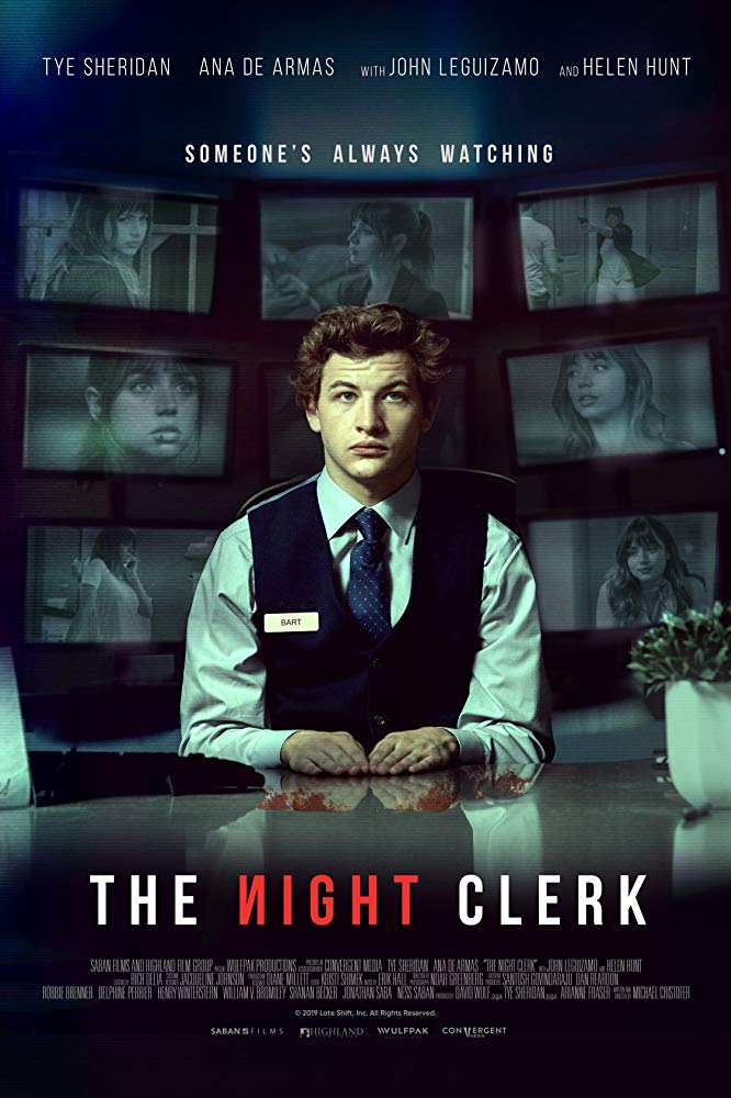 The Night Clerk (2020) Film Online Subtitrat