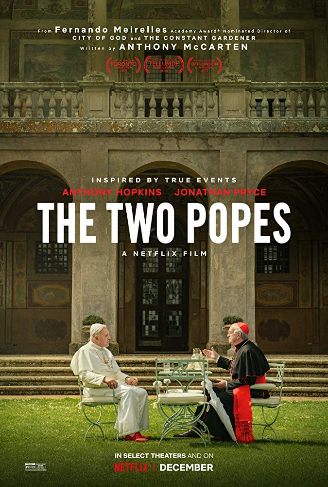 The Two Popes (2019) Film Online Subtitrat