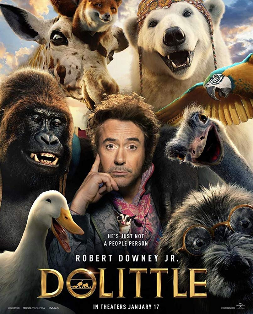 The Voyage of Doctor Dolittle (2020) Film Online Subtitrat