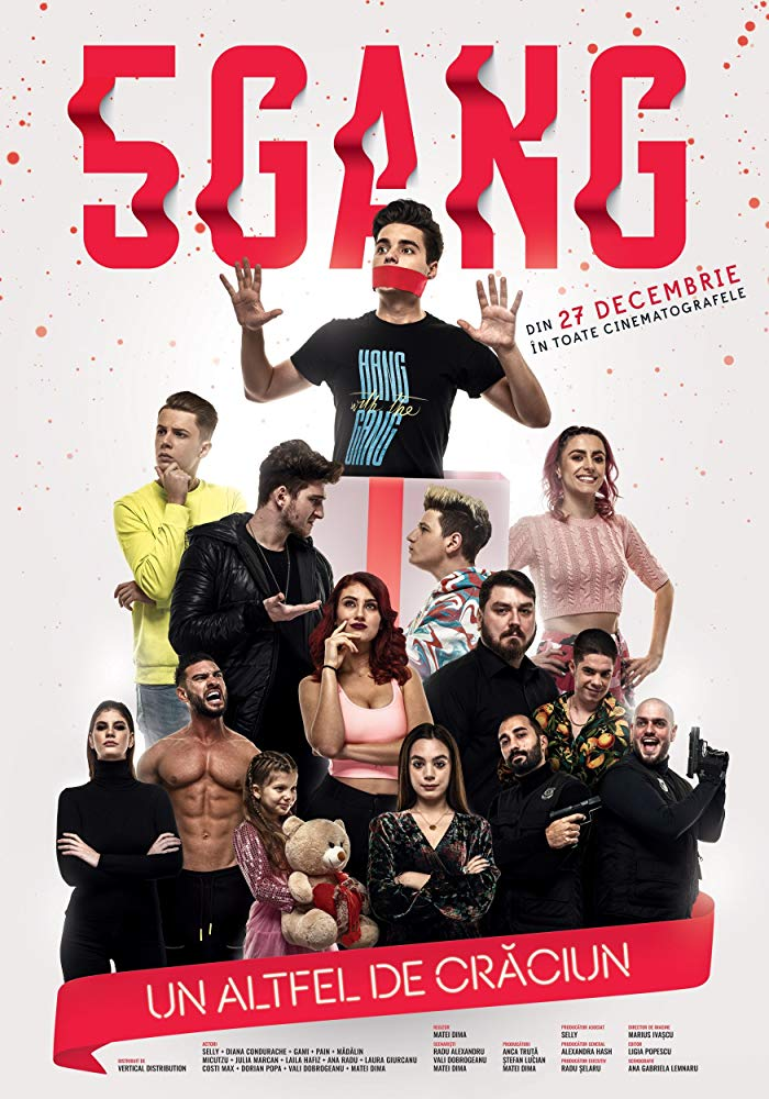 Un altfel de Craciun (5GANG) Film Online Subtitrat in Romana
