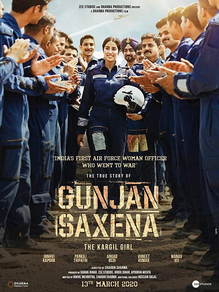 Gunjan Saxena: The Kargil Girl (2020) Film Online Subtitrat