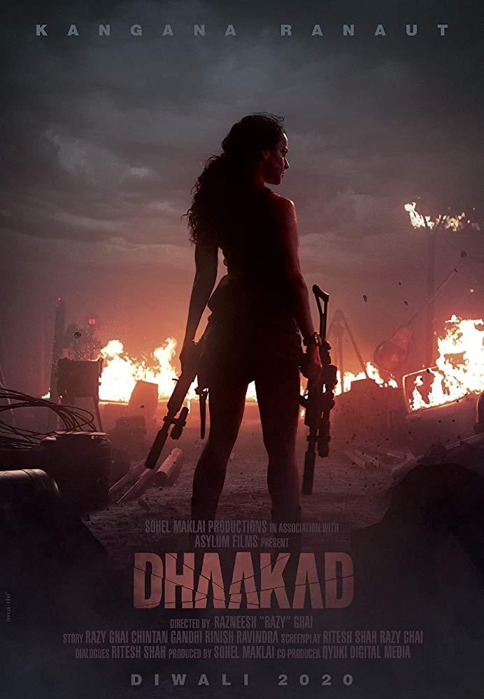 Dhaakad (2020) Film Online Subtitrat