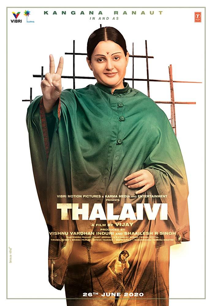 Thalaivi (2020) Film Online Subtitrat