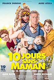 10 Days Without Mom (2020) online subtitrat / 10 zile fara mama
