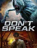 Don't Speak (2020) film online subtitrat