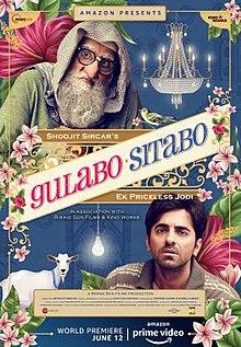 Gulabo Sitabo (2020) Film online subtitrat HD