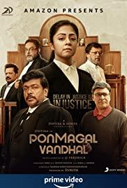 Ponmagal Vandhal (2020) online subtitrat
