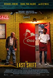 The Last Shift (2020) film online subtitrat