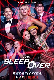 The Sleepover (2020) film online subtitrat