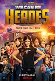 We Can Be Heroes (2020) film online subtitrat