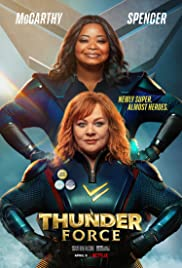 Thunder Force (2021) film online subtitrat